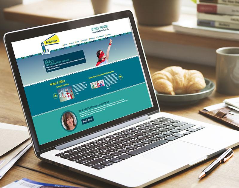 Bellebeck website